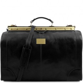 Gladstone Leather Bag- Madrid Big